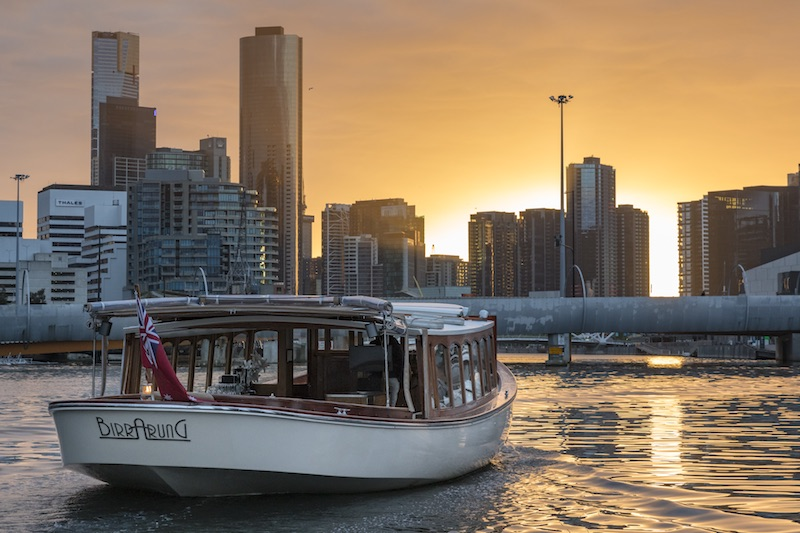 New Years Eve Boat Hire Events Melbourne